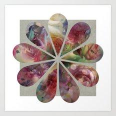 Nine Muses Art Print