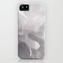 Camellia - Flower Photography iPhone Case