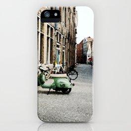 Motorbike iPhone Case