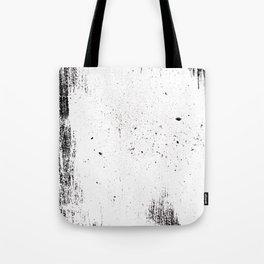 white space Tote Bag