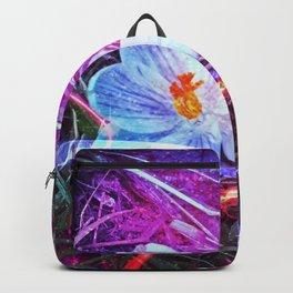 Neon Crocus Backpack