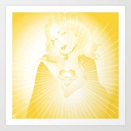 Sacred Love Art Print