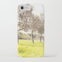 israel iPhone & iPod Cases featuring Olive trees heaven - Israel by Flame Leviosa