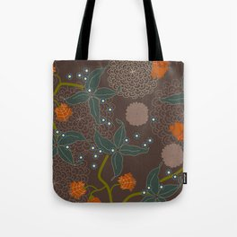 jungle delights chocolate Tote Bag