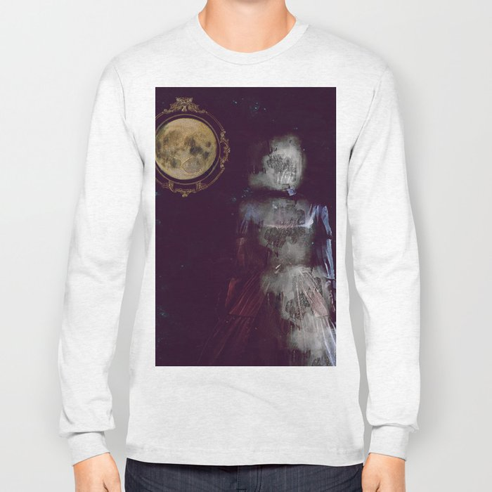 The ghost of miss Parker Long Sleeve T-shirt