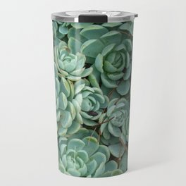 Green valentine Travel Mug