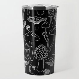 Marcella Mushrooms Travel Mug