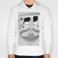 swag Hoodies featuring Swag Peso by Marco Oggian