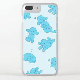 Yuri On Ice Clear iPhone Case