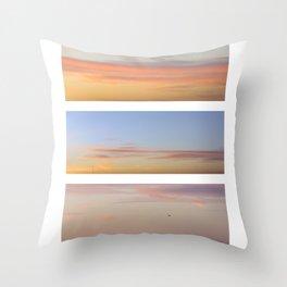 Sky set Throw Pillow