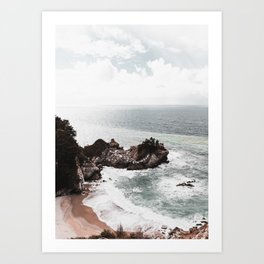 Wild Beach 2 Art Print