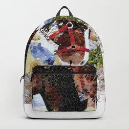"""""""Gentle Giants"""" Backpack"""