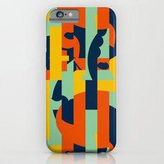Bloodflower Pattern Slim Case iPhone 6s