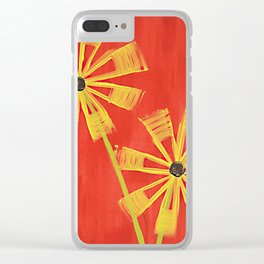 Simple Joys Clear iPhone Case