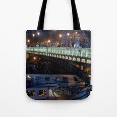 Paris by Night III Tote Bag
