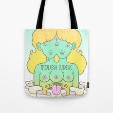 tough luck Tote Bag