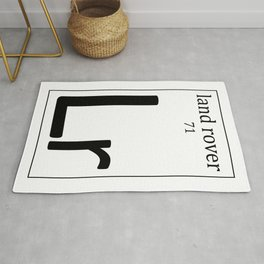Periodically, you have to Land. Rug
