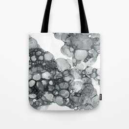 Ink Bubbles Tote Bag