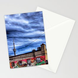 Sky at Kensington I Stationery Cards