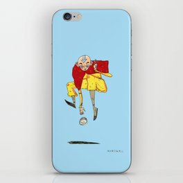 The Airbender iPhone Skin