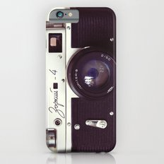 Zorki vintage camera iPhone 6s Slim Case