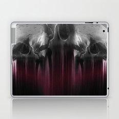 Creepy skull Laptop & iPad Skin