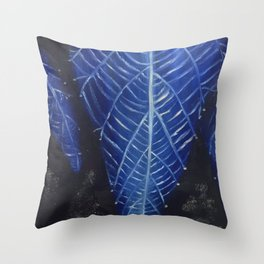 From a leafs perspective Throw Pillow