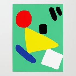The Balancing Act Poster