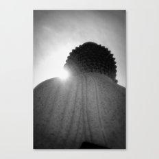 BigBuddha&light Canvas Print