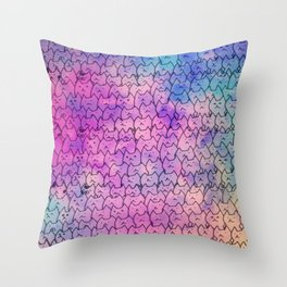 cat-273 Throw Pillow