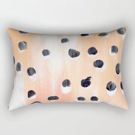Northern Flicker Rectangular Pillow