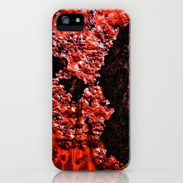 Red Red Rust iPhone Case