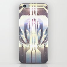 Crystal Eye iPhone & iPod Skin