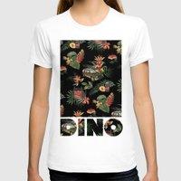 jurassic park T-shirts featuring Classic Jurassic by Josh Ln