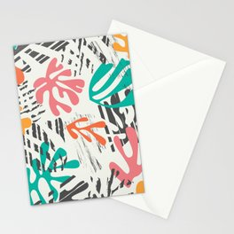 Matisse Pattern 011 Stationery Cards