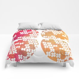 Feeling lucky Comforters