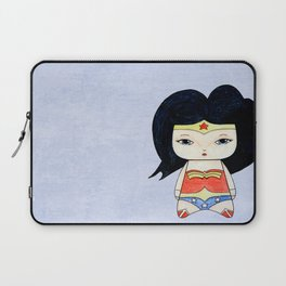 A Girl - Wonder W Laptop Sleeve