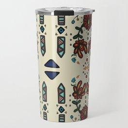 Tribal 2 Travel Mug