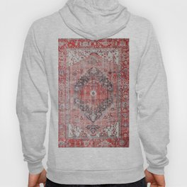 N62 - Vintage Farmhouse Rustic Traditional Moroccan Style Artwork Hoody