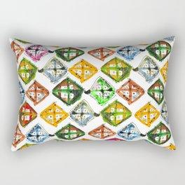 Byzantine 01 Rectangular Pillow
