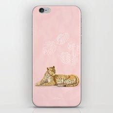 La Léopard iPhone & iPod Skin