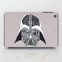 celtic iPad Cases featuring Celtic Vader by ronnie mcneil