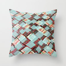 announcer Throw Pillow