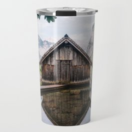 Famous cabin  Travel Mug