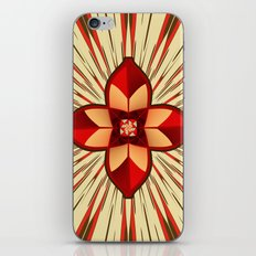 Abstract symbolism iPhone & iPod Skin