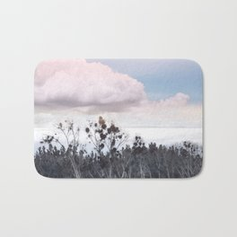 Landscape & Clouds II Bath Mat