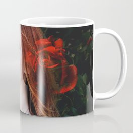Rose portrait Coffee Mug