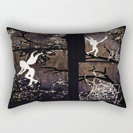 The Harvest of Morning Dew Rectangular Pillow