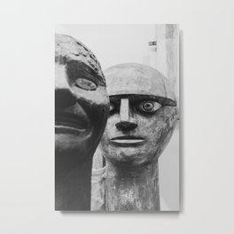 Art Piece by Fabian Bächli Metal Print