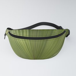 Tropical leaves - Botanical close-up - Fine art photography Fanny Pack